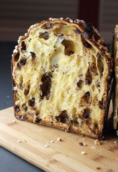 The best panettone you'll ever eat. And the man obsessed with making it.