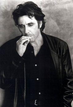 Al Pacino by Greg Gorman