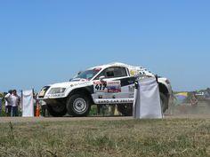 Rally Dakar ya en Argentina