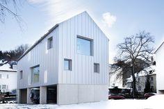 Townhouse,© Bernd Vordermeier