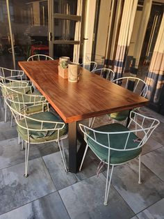 Dining Tables, Outdoor Tables, Outdoor Decor, Industrial Design, Outdoor Furniture, Home Decor, Kitchen Dining Tables, Instructional Design, Interior Design