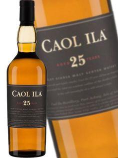 CAOL ILA 25 YO Top Drinks, Scotch, Whiskey Bottle, Plaid