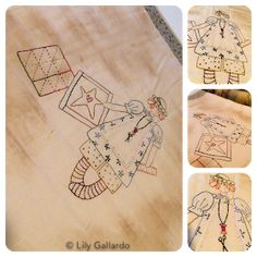 ENTRELAZOS, de tela y amistad.: RENOVAR ... SE ... Vintage World Maps, Patches, Country, Truths, Scrappy Quilts, Tela, Friendship, Dressmaking, Embroidery