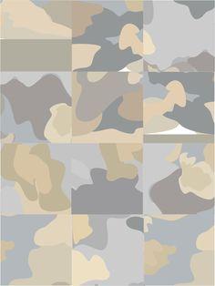 Clouds, Art print (canvas). Ligia de Medeiros. 2013