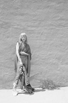 Kirsten Owen by Mark Borthwick for Purple Magazine Fall/Winter 2012