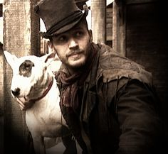 tom hardy as bill sykes in oliver twist
