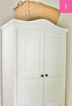 armoire  #projectnursery #franklinandben #nursery