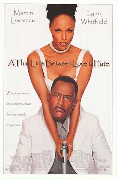 Lynn Whitfield and Martin Lawrence in Thin Line Between Love and Hate Kyle Evans, Lynn Whitfield, African American Movies, Della Reese, Black Tv Shows, Tracy Morgan, Malinda Williams, Thin Line, Brazilian Body Wave