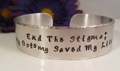 End The StigmaSemiColonOstomy by QuietMindDesigns on Etsy