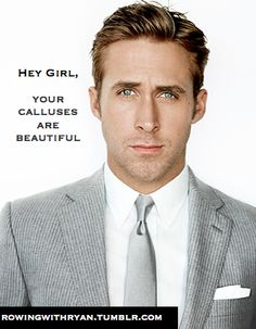 """rowingwithryan - """"hey girl, your calluses are beautiful"""" --- Oh! I'm in love!"""
