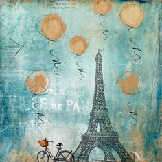 Whimsical Paris - Digital Scrapbooking Ideas - DesignerDigitals