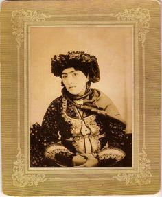 Kurdish Woman by Antoin Sevruguin