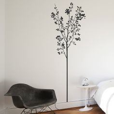 add nature to your room with this giant tree wall sticker. This wall decal can be placed as you wish on the wall to create a unique natural scene.$85.95
