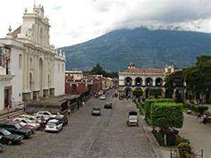 Antiqua, Guatemala visited in Aug 2011