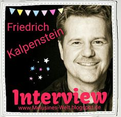 Von einem, dem die Liebe dazwischen kam - Interview mit Friedrich Kalpenstein, Herbert, Roman, Humor, Buchblogger, deutschsprachig, Buchblog