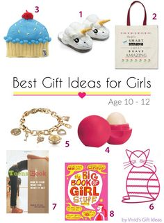 Those hard to shop for tweens weve got some gift ideas to appeal gift ideas for 10 12 years old tween girls negle Gallery