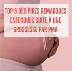 Situation bien connue de toutes celles qui sont enfin tombées enceintes grâce à la #pma : les remarques de l'entourage. Mes 2 préférées :  1.Maintenant, tu vas pouvoir tomber enceinte naturellement, puisque ton corps vient de comprendre comment faire ! 2.Est-ce que les jumeaux/triplés sont courants dans ta famille ?