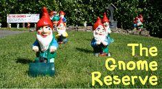 The Gnome Reserve in Devon