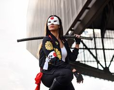Squad Up! DIY Suicide Squad Katana — MEL | Dallas Lifestyle, Design and Fashion Blogger