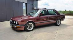 #Alpina #B9 #3.5 E28 Bmw, Bmw Alpina, E30, Bmw Vintage, Bavarian Motor Works, Bmw Classic Cars, Bmw 5 Series, Power Cars, Limousine