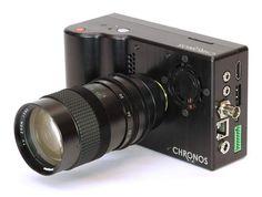 Chronos 1.4 lleva las grabaciones de vídeo de alta velocidad a más personas