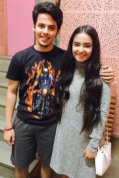 Avneet Kaur And Darsheel Safary