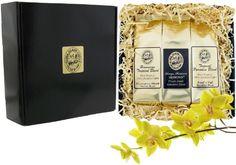 Kona Hawaiian Coffee Gourmet Christmas Gift Box - http://www.christmasshack.com/christmas-gift-baskets/kona-hawaiian-coffee-gourmet-christmas-gift-box/