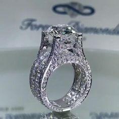 Diamond Wedding Rings, Diamond Rings, Diamond Engagement Rings, Diamond Jewelry, Jewelry Rings, Fine Jewelry, Irish Jewelry, Jewellery, Jewelry Ideas