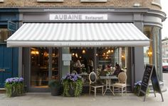 French Restaurant - All Day Dining in the heart of Marylebone Village