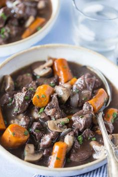 Pressure Cooker Beef Bourguignon is a very easy weeknight meal that you can whip up