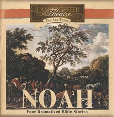 Dramatic Audio CD - You Are There Series - Noah – Lamplighter Publishing Online Store