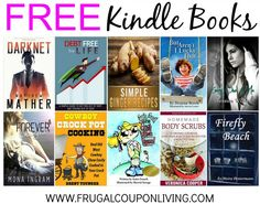 FREE Kindle Books 1/16=7 – Read on Any Tablet, PC, Kindle and More