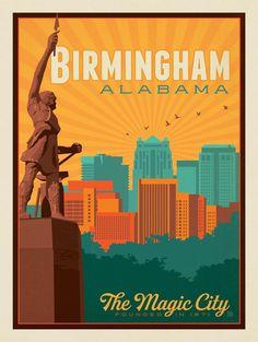 Anderson Design Group – American Travel – Birmingham, Alabama
