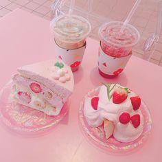 Pastel pinks - viaGlamour