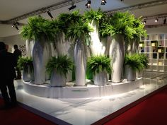 www.serralunga.com Missed Tree Collection #interiordesign #design #serralunga #interiordecorator #designideas #designtips #design #outdoordesign #outdoor #pots #vasi #interiordesign #designideas #designtips #contract #serralunga #arredo #furniture #arredamento #stand #allestimentostand #booth