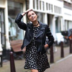 Leather Du En Cuir Meilleures Avec Veste Tableau Images 18 Tenues 1qUSw7Cvx