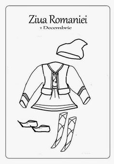 Here's Romania for kids by coloring! You will find all sorts of coloring pages suitable for kindergarten and elementary school kids. Romania People, 1 Decembrie, Autumn Leaf Color, Numbers Preschool, Early Education, Coloring Pages For Kids, Traditional Wedding, Budget Travel, Elementary Schools