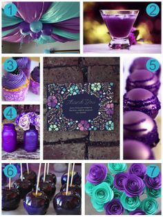 Baby Shower Themes: 7 All Time Classic Themes #purple