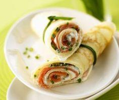Basisrecept voor hartige pannenkoekjes voor 25 stuks •…