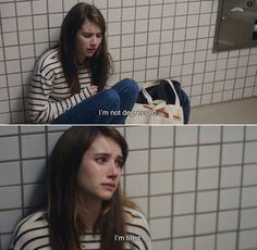 ― Palo Alto (2013)April: I'm not depressed. I'm tired.
