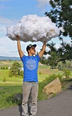 Comment on fabrique un nuage ? - Momes.net