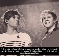 Oh Niall (;
