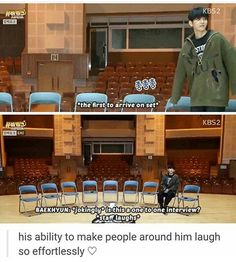 56 Ideas for memes funny love fall Exo Memes, Funny Memes, K Pop, Funny Love, Fall Funny, Chanyeol Baekhyun, Kim Minseok, Xiuchen, Baekyeol
