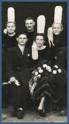 Un mariage breton (en pays bigouden) en costume traditionnel