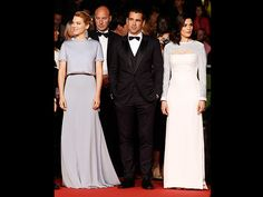 Cannes 2015 Léa Seydoux, Rachel Weisz (Quelle: EPA/GUILLAUME HORCAJUELO)