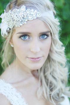 smokey eye #makeup Caitlin + James Rustic Barn Wedding » Nectarine Photography