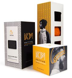 The Knitting Man[ual] (Student Project) on Packaging of the World - Creative Package Design Gallery
