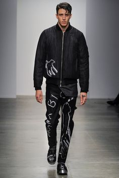Siki Im | Fall 2014 Menswear Collection | Style.com