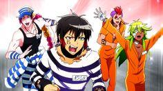 Vídeo promocional del Anime Nanbaka.