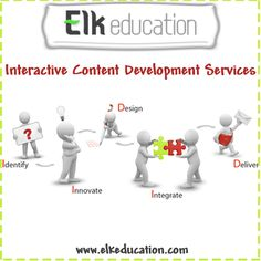 ELK Education helps a variety of organizations and businesses in developing need-based content for e-learning programs and trainings. It serves businesses of all sizes and industry types. The company develops learner-oriented content that is interactive and environment-compliant. ELK Education delivers its modules in several different forms based on clients' online publishing requirements.